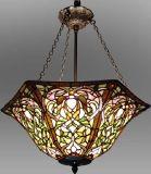 De Lamp van het Plafond van Tiffany