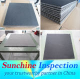 Bevloering & de Inspectie van Toebehoren in Pre-Shipment van de Tegels van China/van het Tapijt de Dienst van de Inspectie