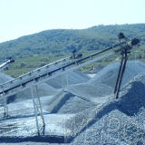 De Lopende band van de steen (Maalmachine)