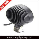 EMCは5.5インチ24Wのトラクターのための楕円形の農業LED作業ランプを承認した