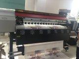 Impressora do Sublimation de matéria têxtil de Xuli 1.8m com cabeça Xaar1201 dobro para a impressão da tela