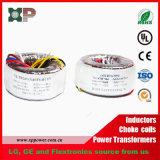 XP Power Certificat SGS toroïdale RoHS/transformateur de puissance