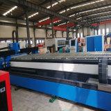 Machine de découpage de laser de fibre pour le métal avec le Tableau d'échange