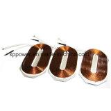 Cuisinière à induction de forme ovale personnalisée bobine