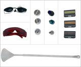 Banheira de venda de equipamento de beleza 4 em 1 Opt Shr Rejuvenescimento da pele de remoção de pêlos a laser YAG ND RF remoção de tatuagens