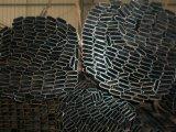 Câmara de ar de aço oval soldada do preto de carbono