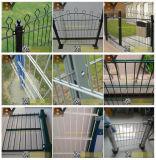 Fechtendoppelter Maschendraht-Stahlgarten-Zaun der Sicherheits-358