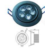 Встроенная светодиодная лампа 5*1 Вт