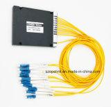 De optische Wdm Mux/Demux Hoge Plastic Doos CWDM van het Kanaal 8CH