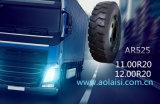 Migliore resistenza di puntura di qualità 2017 tutta la gomma radiale d'acciaio del bus e del camion