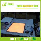 Design ultrafino e sem oscilações Plana da intensidade de luz LED de Luz da Luz do Painel do teto rebaixado
