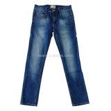 Los hombres de moda Jeans skinny jeans de mezclilla