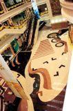 جعل فنّ خزفيّة جانبا آلة [وترجت]