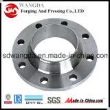 Bocal de soldagem de aço carbono ASTM flange forjados (American Standard)