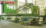 Vertikales Schwingung-Gussteil Reforced konkretes Rohr, das Maschine für Abflussrohr-Produktion herstellt