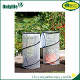 Onlylife PVC Pop Up Mini Garden Greenhouse for Flowers Vegetables