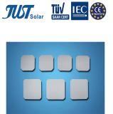 Oblea solar del monocristal estupendo de la calidad con eficacia alta
