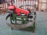 Mf1115バンドは鋸歯がとぎ器の木製バンド鋸歯のトリミング機械をことを