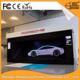 最高のP6屋内RGB LEDのスクリーンはリフレッシュレートおよび高い定義を
