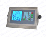 De de prijs vast:stellen-Telt Indicator van het Staal van Staineless (xk315a1gb-PCL)