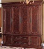 Mobilia di legno del guardaroba