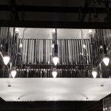 中国の製造者の居間の長方形の水晶天井ランプ