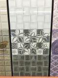 Telha cerâmica da parede do banheiro do molde da impressão do material de construção 3D