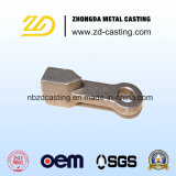OEM Mn13%の精密鋳造鋼鉄Volvoは動く