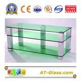 vetro Tempered di vetro della Tabella della stanza da bagno di 3-19mm della costruzione di vetro di vetro di vetro della mobilia