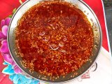 Roter Paprika-Pfeffer-Soße, Pfeffer-Soße, Soße