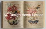 فراشة [بو] [لثر/مدف] خشبيّة كتاب شكل جدية فنية