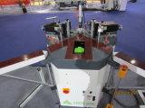 Fenster u. Tür-aufbereitende Maschine--Pneumatische Eckquetschverbindenmaschine Lmqz-160
