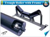 マテリアルハンドリング装置用ヘビーデューティコンベアスチールローラー