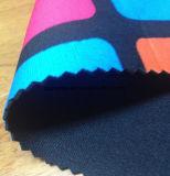 Uitstekende kwaliteit Ander Vierkant Afgedrukt Neopreen voor Swimwear (stnb-050)
