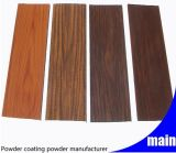 Fabrikant Wood Grain Effect Polyester Powder Coating