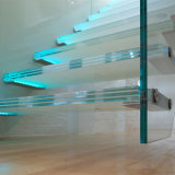 Vendita diretta 12mm della fabbrica vetro laminato temperato sicurezza ultra grande