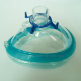 Máscara Respiratória de Anestesia de PVC descartável