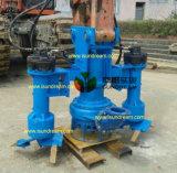 Sandkies-ausbaggernde Schlamm-Pumpe mit Quirl-hydraulischem Motorantriebs