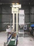 machine à emballer en bois automatique de boulette de 10kg 20kg 25kg