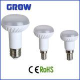 R39 R50 R63 E14/E27 com aprovado pela CE Lâmpada LED