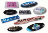 주문을 받아서 만들어진 PU Resin Stickers Custom 3D Dome Sticker