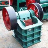 Kleine Dieselmotor-Bergbau-Stein-Kiefer-Zerkleinerungsmaschine PE250X400