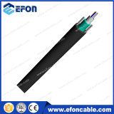 Cabo de fibra óptica blindado de aço do núcleo da antena 4/6/8/12/24 do duto (GYXTW)