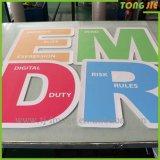 Wand-Dekoration-preiswerter Preis-Druck-Vinylaufkleber