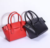 cow Leather Handbag 좋은 품질 끈달린 가방 숙녀