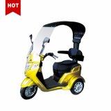 A protecção ambiental Scooter eléctrico com marcação CE