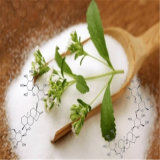 Elevado de açúcar extrato da planta Stevia extraia para a saúde aditivo alimentar