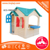 Certificado CE de la casa de muñecas de plástico de Preescolar Playground Mini Toy