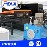 機械シート・メタルの穴CNCのタレットの穿孔器出版物機械