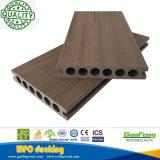 Composé en plastique de la couleur WPC de jardin de plancher normal de paquet